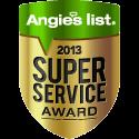 2013 super service award